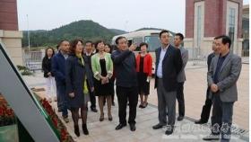 四川省政协副主席王正荣视察我院新校区