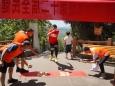 登高望远  医路同行——我院职工在省直卫生健康系统第十二届全民健身运动会登山比赛中再创佳绩